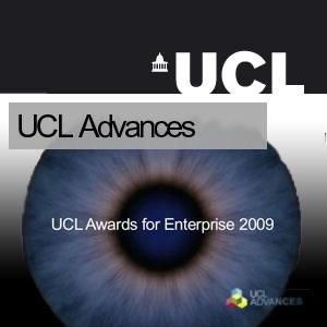 UCL Enterprise Awards 2009 - Audio