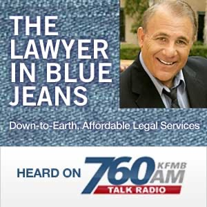 Lawyer in Blue Jeans