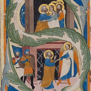 Choirs of Angels: Painting in Italian Choir Books, 1300–1500 - Video