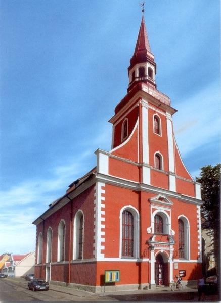 Jutlused Pärnu Eliisabeti kirikus