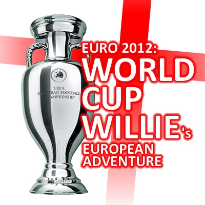 Euro 2012: World Cup Willie's European Adventure!