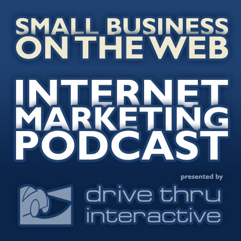 Cover image of Small Business on the Web: Internet Marketing Podcast