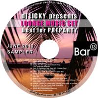 Lounge Music Set by dj Licky [Jun 2012] podcast