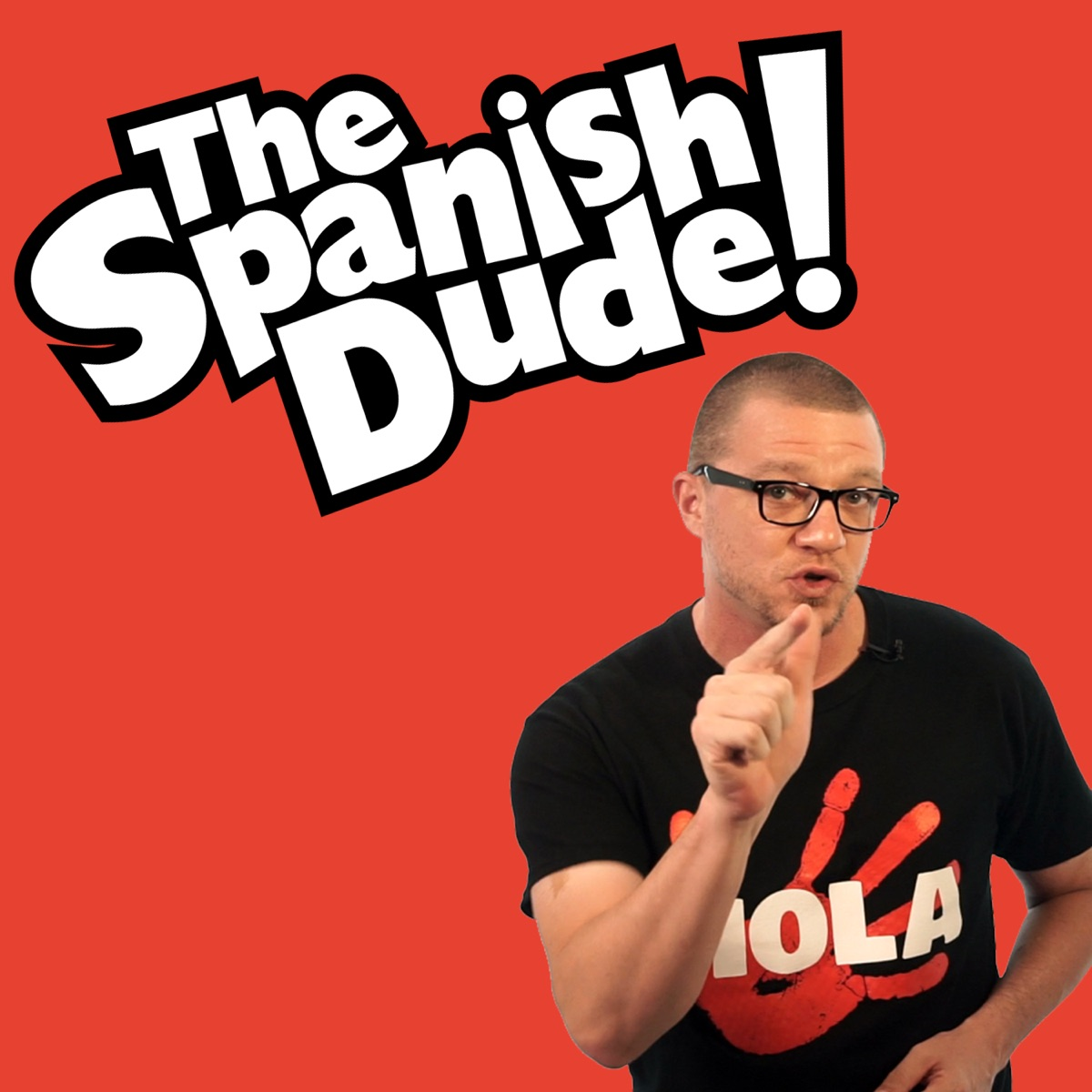 The Spanish Dude Podcast (Audio)