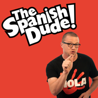 Podcast cover art for The Spanish Dude Podcast (Audio)