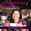 She's Called & Confident: Life + Career Fulfillment, Christian Mindset + Motivation, and Purpose Coaching for Christian Women artwork
