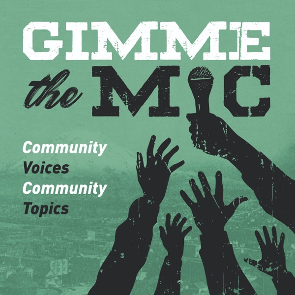 Gimme the Mic Podcast Artwork