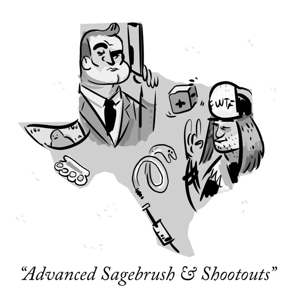 Advanced Sagebrush & Shootouts