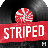 Podcast cover art for Striped: The Story Of The White Stripes