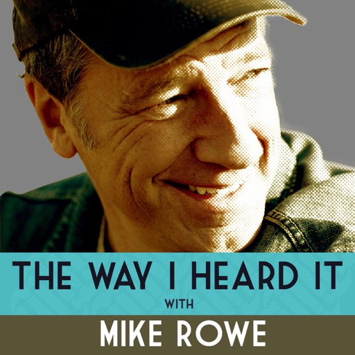Cover image of The Way I Heard It with Mike Rowe