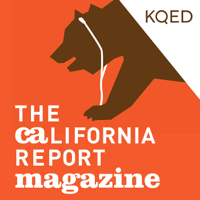 Podcast cover art for The California Report Magazine