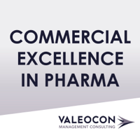 Commercial Excellence in Pharma podcast