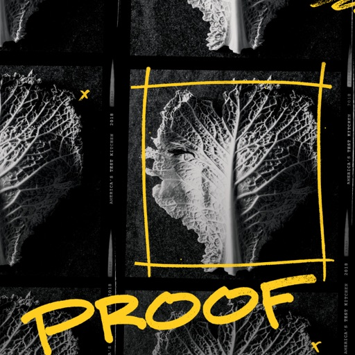 Cover image of Proof