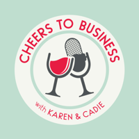 Cheers To Business podcast