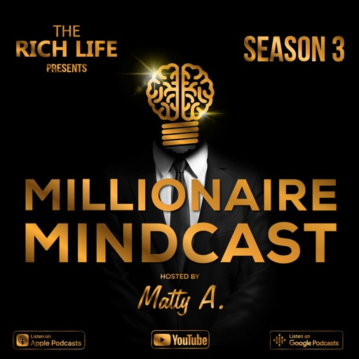 Cover image of Millionaire Mindcast