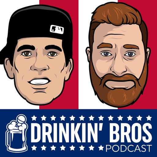 Cover image of Drinkin' Bros Podcast