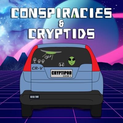 Conspiracies & Cryptids:Sammy & Tessa