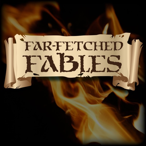 Cover image of Far Fetched Fables