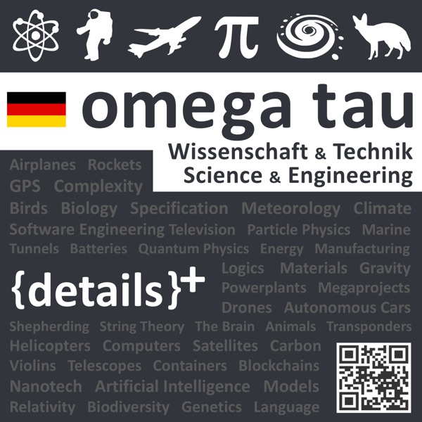 podcast (de) – omega tau science & engineering podcast