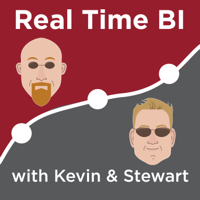 Real Time BI with Kevin & Stewart podcast
