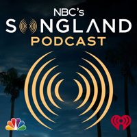 Podcast cover art for NBC's Songland Podcast