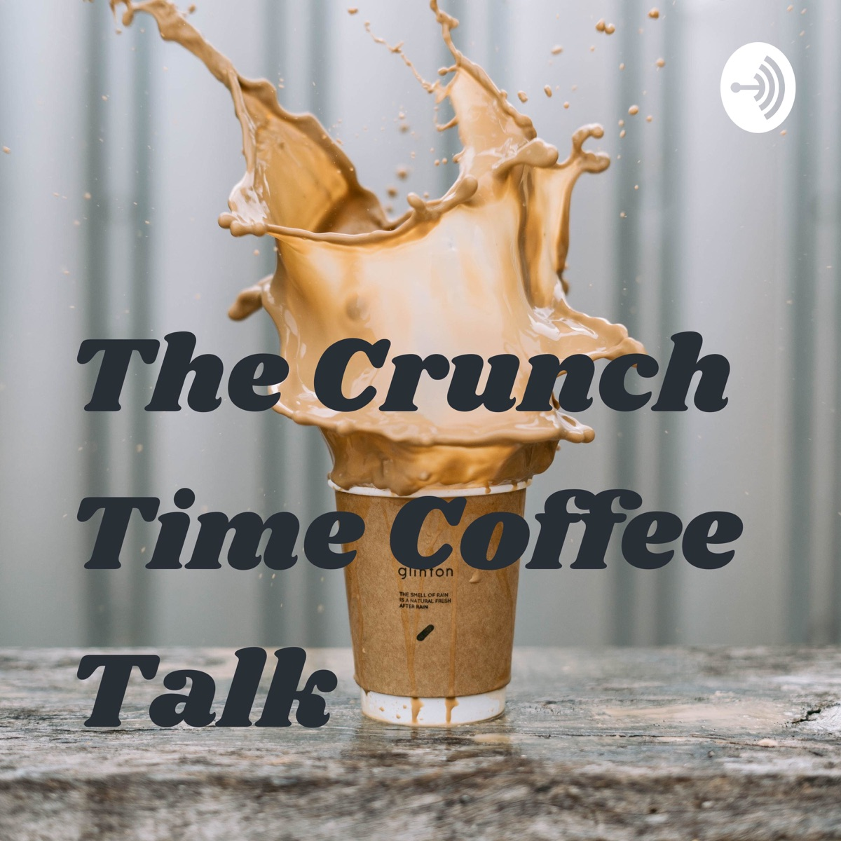 The crunch time coffee talk