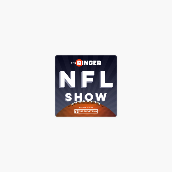 The Ringer NFL Show on Apple Podcasts