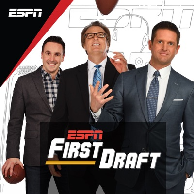 First Draft:ESPN, Mel Kiper Jr., Todd McShay, Chris Sprow