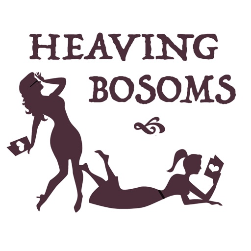 Cover image of Heaving Bosoms: A Romance Novel Podcast