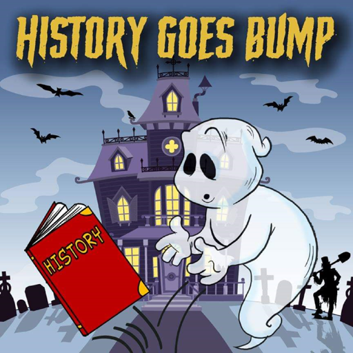 Cover image of History Goes Bump Podcast
