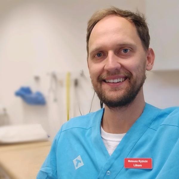 Lekarz w Szwecji