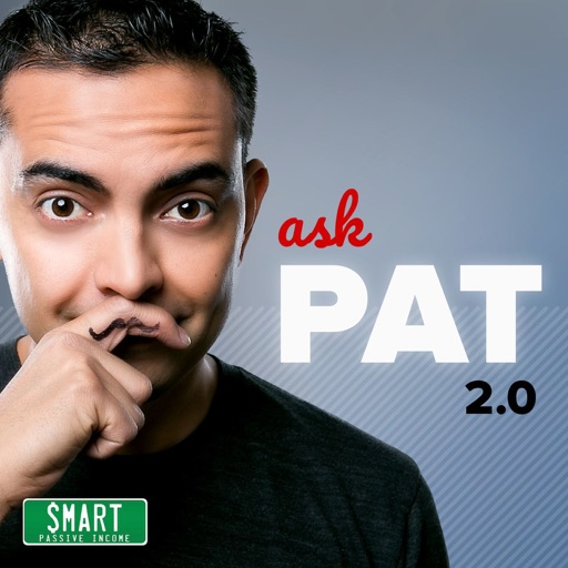 Cover image of AskPat 2.0: A Weekly Coaching Call on Online Business, Blogging, Marketing, and Lifestyle Design