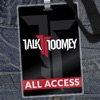 Talk Toomey  artwork