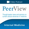 PeerView Internal Medicine CME/CNE/CPE Video Podcast
