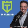 TestGuild Automation Podcast artwork