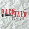 Back Talk with Bauer artwork