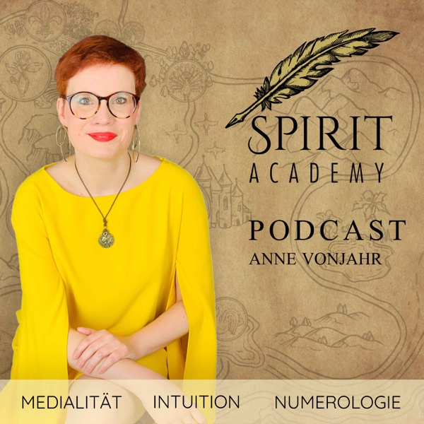 Spirit Academy Podcast