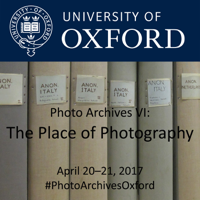 Photo Archives VI: The Place of Photography