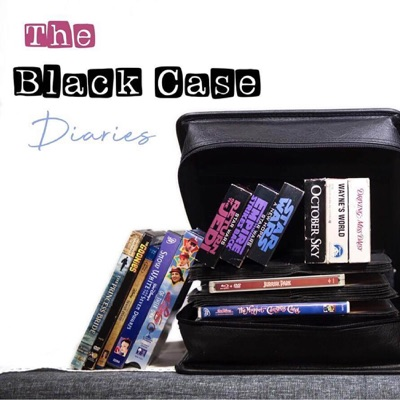 The Black Case Diaries Movie/TV Podcast:Adam, Marci, and Robin