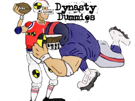 Cover image of Dynasty Dummies Podcast
