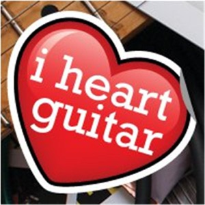 I Heart Guitar