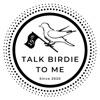 Talk Birdie To Me artwork