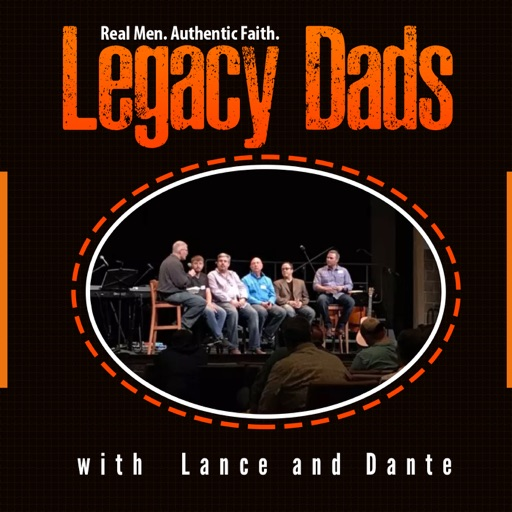 Cover image of Legacy-Dads Podcast