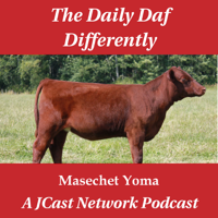 Daily Daf Differently: Masechet Yoma podcast