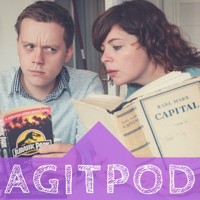 Agitpod with Owen Jones & Ellie Mae O'Hagan