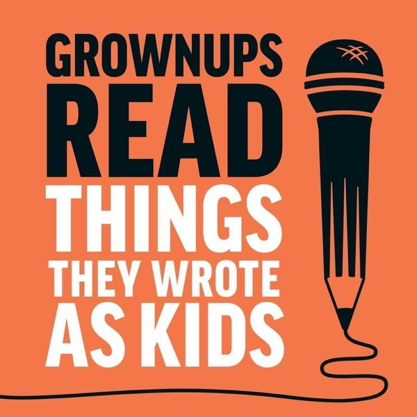 Grownups Read Things They Wrote as Kids Icon
