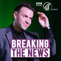 Podcast cover art for Breaking the News