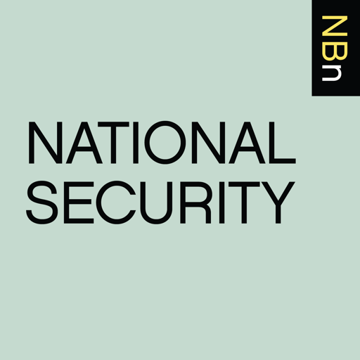 Cover image of New Books in National Security