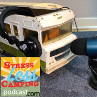 StressLess Camping podcast podcast