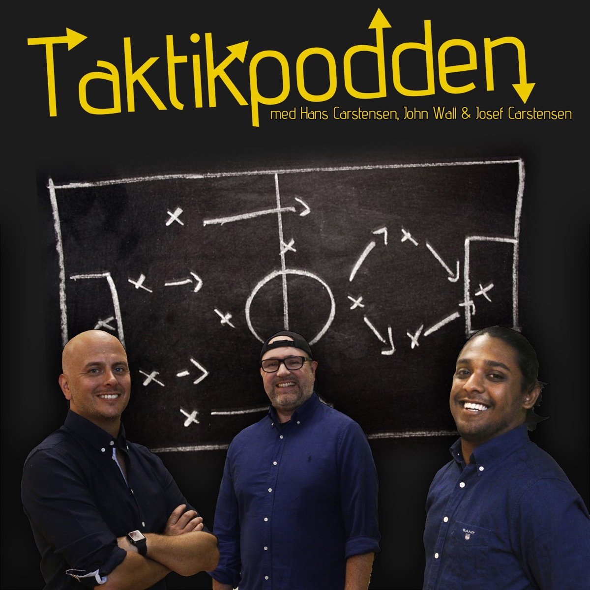 "Taktikpodden #48 with Jordan Gardner: ""The key is to do more with less!"""